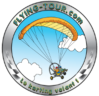 Flying-Tour Paramoteur