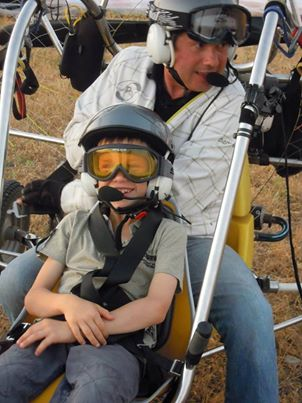 Flying-Tour Paramoteur, le Karting Volant !